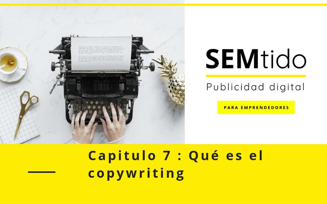 Qué es el copywriting